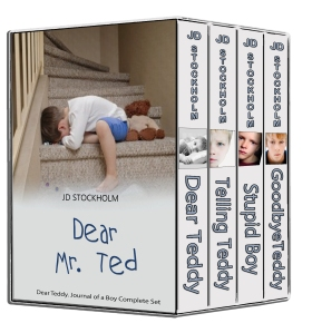 All Dear Teddy books in one.